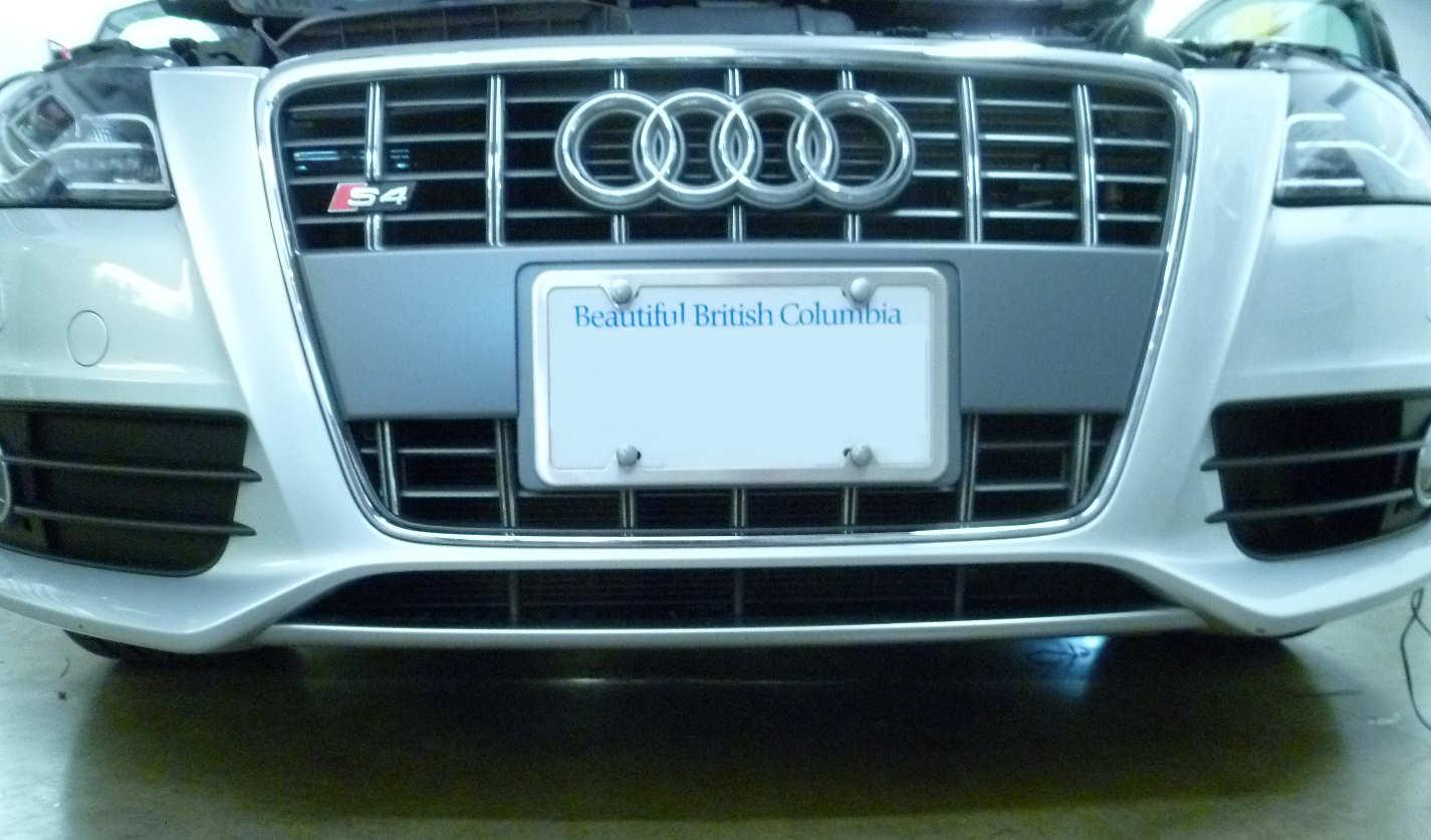 Audi S4 Nose