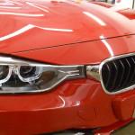 2012 BMW 335i Nose