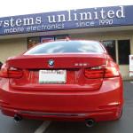 BMW 335i Tail