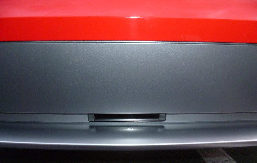 2012 Audi S5 tail closeup