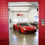 Ferrari in Shop