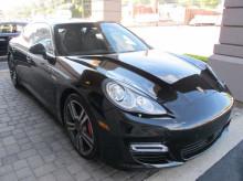 Porsche Panamera Stealth Radar Detecter