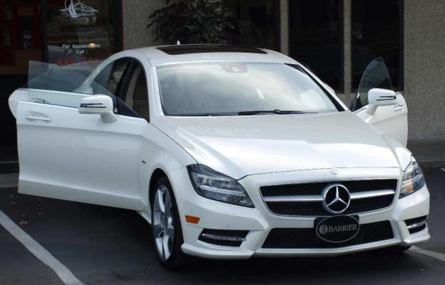 Mercedes CLS 550