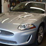 Jaguar 2012 XKR Nose