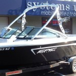Epic 23 Wakeboard Boat