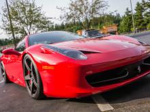 Aerial-Ferrari Audio Installation