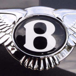 Bentley Logo on Hood