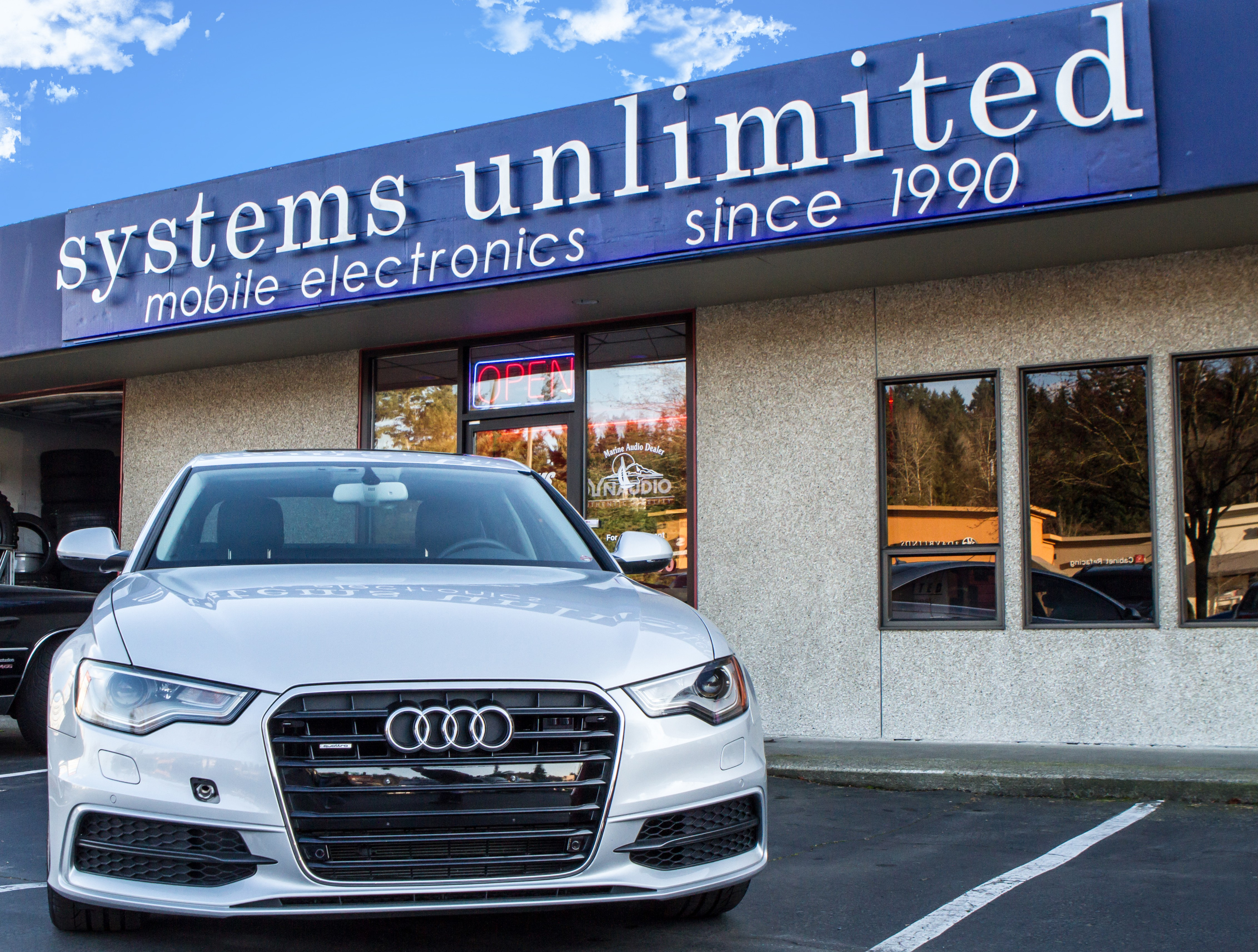 Audi A6 Prestige Systems Unlimited