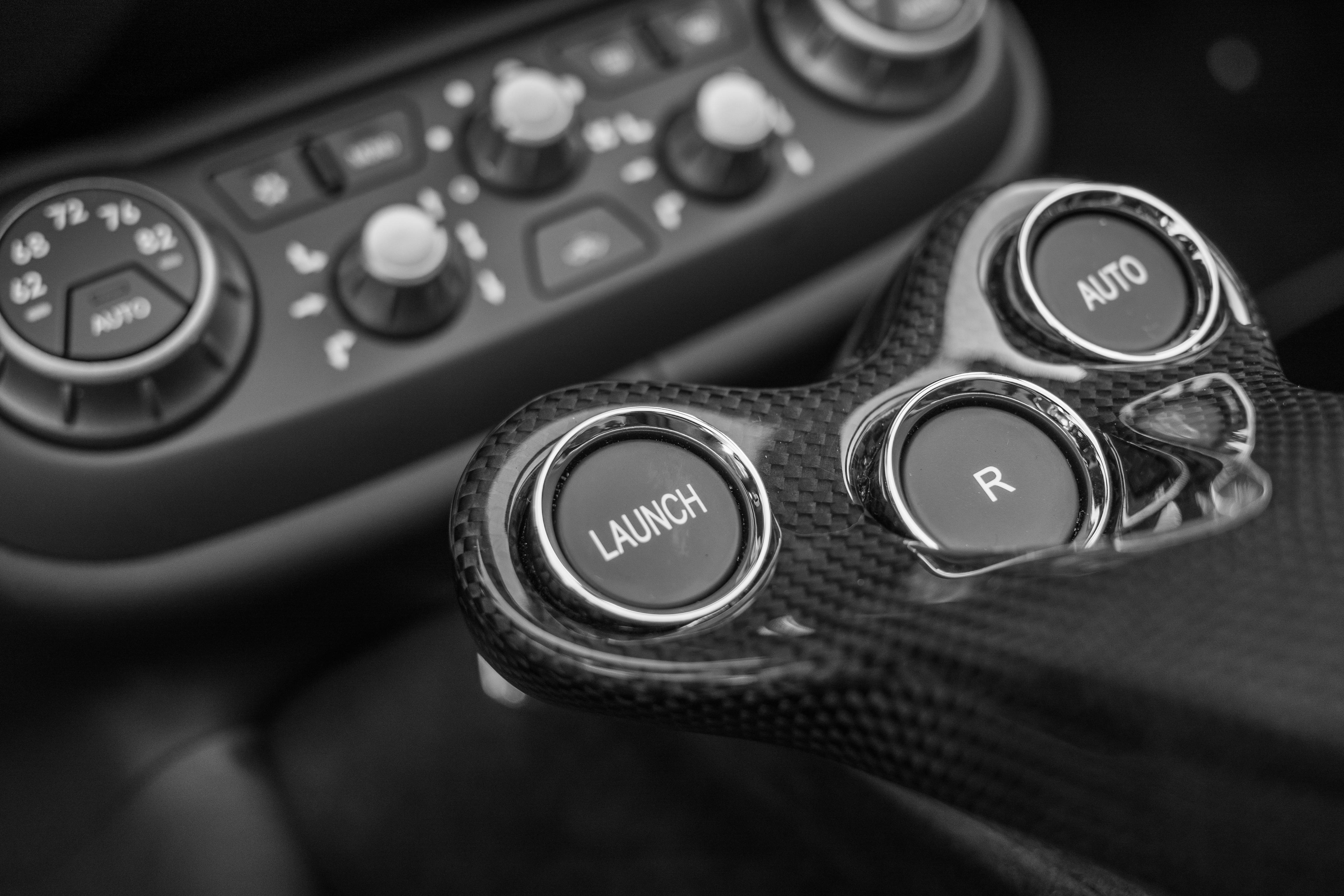Aerial Ferrari Controls