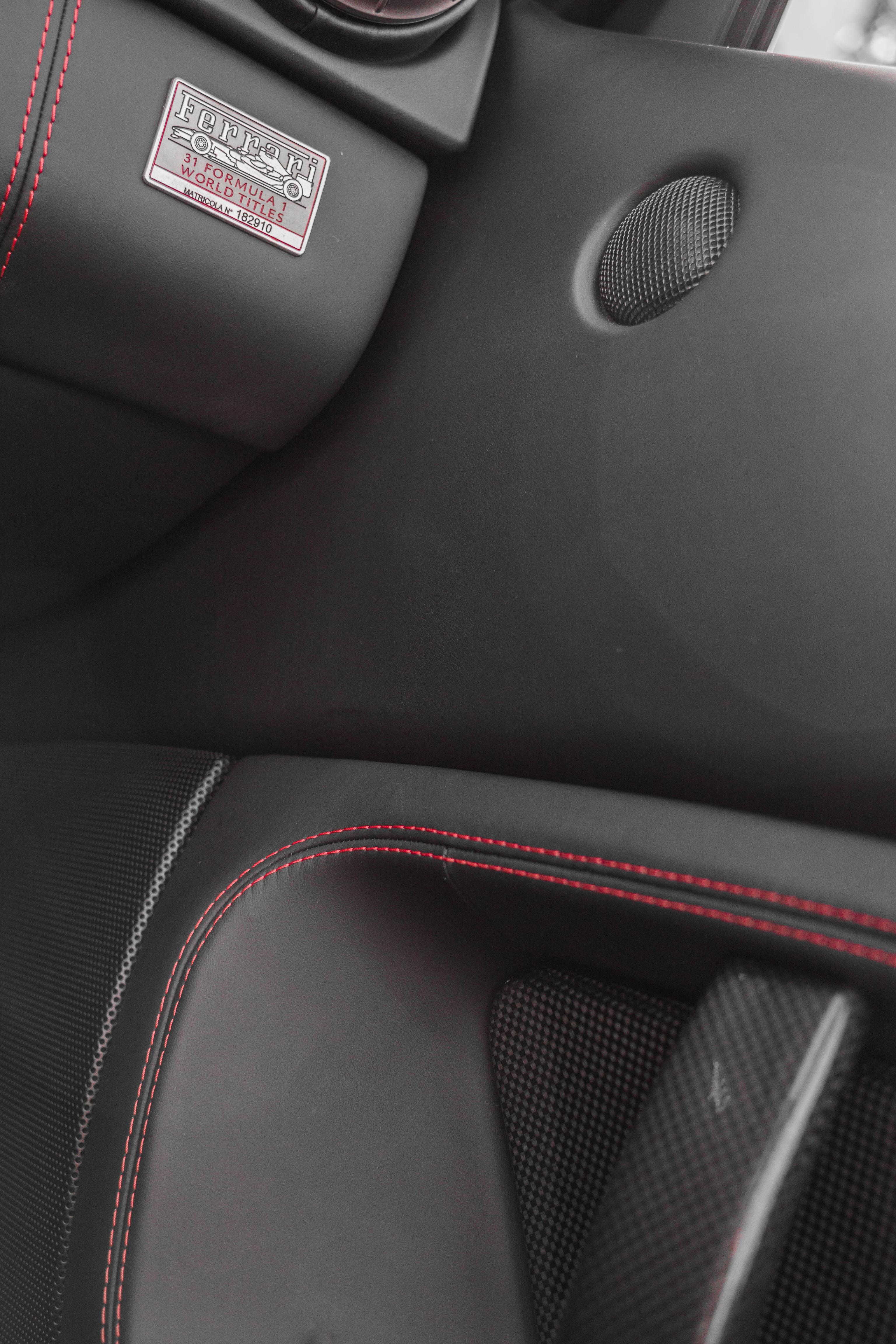 Aerial Ferrari Speakers